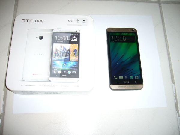 HTC One M7 32GB Gold