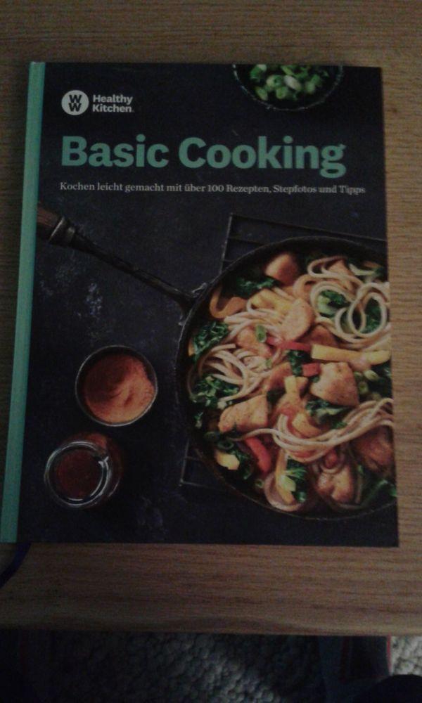 Weight Watcher Basic Cooking neu