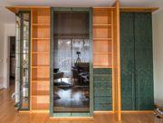 Hochwertiger Wohnzimmerschrank Wohnwand