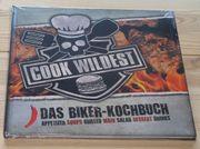 Cook Wildest Das Biker Kochbuch