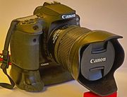 Canon EOS 90D mit Canon