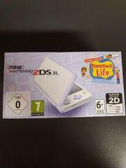 NEW Nintendo 2DSXL WIE NEU