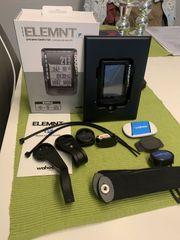 Wahoo ELEMNT GPS Komplettpaket inkl