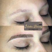 Microblading Härchenzeichnung Permanent Make up