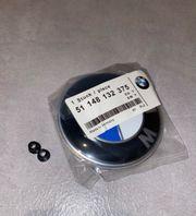 BMW Emblem Logo 82mm Motorhaube