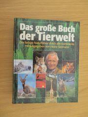 Das große Buch der Tierwelt