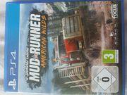 Ps4 Mud Runner Truck simulator