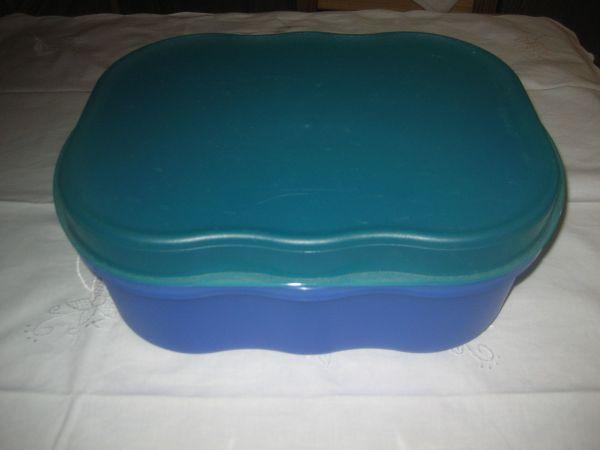 Tupperware A 51 Aufbewahrungsbox Brotkasten