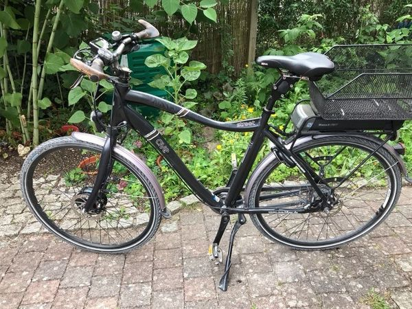 Frühling - Herren E-Bike