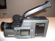 VHS C VIDIOCAMERA PHILIPS