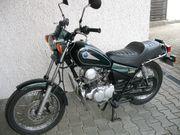 Kleinkarftrad Yamaha SR 125