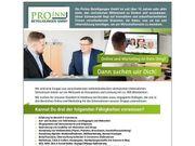 Mitarbeiter für Online und Marketing