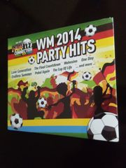 WM 2014 Party- Hits