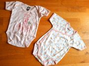 Set aus 2 Baby Bodies