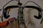 Vintage Rennrad Motobeccane