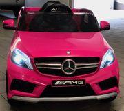 Kinderelektroauto Mercedes A45 AMG pink