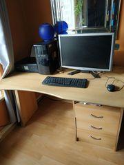 Tisch Zimmer Holztisch