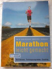 Marathon leicht gemacht