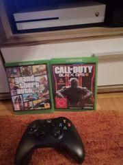 Xbox 500gb mit Spiele