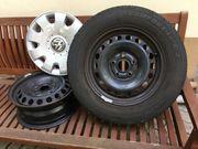 VW Reifen Felgen und Radzierblenden