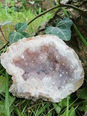 Achat-Geode Druse Feennest