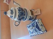 Royal Delfs Blaue Set
