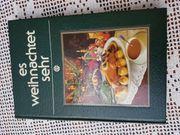 Neuwertiges Koch- u Backbuch Es