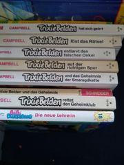 Trixie Belden und Conny Bücher
