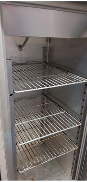 Edelstahl Kühlschrank