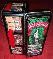 Jack Daniels Metallbox Rarität seltenes