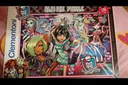 Monster High Glitter Puzzle