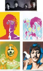 BEATLES original 1967 Richard Avedon