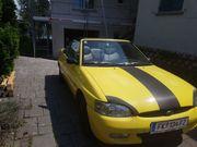 EXPORT Escort Cabriolet XR3i