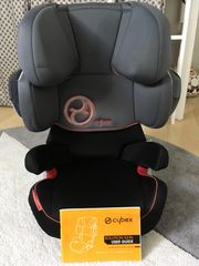 Cybex Solution X2-Fix Kindersitz