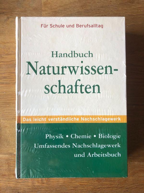 Handbuch Naturwissenschaften - Für Schule und