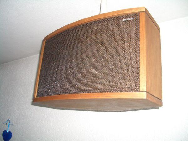 2 Neuwertige Bose Boxen Typ