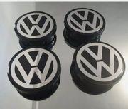 4 Nabendeckel für VW Neu