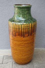 Riesige Carsten Tönnieshof Bodenvase Keramik