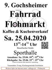 Fahrradflohmarkt Kraichtal Gochsheim