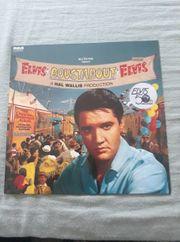Elvis Presley - Roustabout LP RCA -