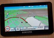 Navigation für Wohnmobil Caravan LKW -