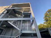 Treppenmodul für Bürocontainer Wohncontainer Aufenthaltscontianer