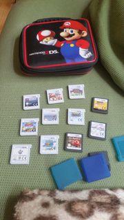 8 nintendo 3DS spiele und
