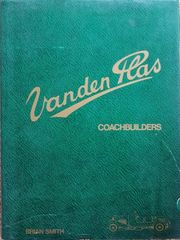 Vanden Plas coachbuilder- SMITH Brian