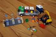 LEGO City 4206 - Recycling-Station mit
