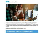 Information Security Officer m w