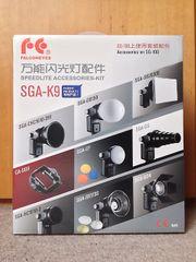 Speedlite Accessories-Kit SGA-K9 zu verkaufen