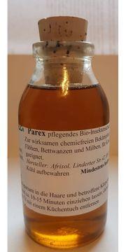 Biozides Pflegeöl gegen Läuse Flöhe