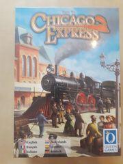 Gesellschaftsspiel Chicago Express