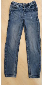 Jeans gr 140 Shabby Look